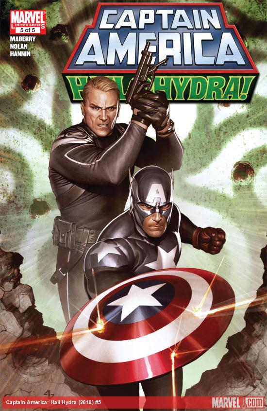 Captain America: Hail Hydra (2010) #5