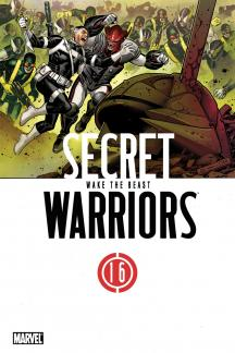 Secret Warriors #16