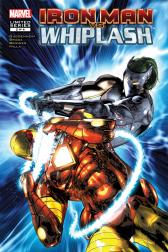 Iron Man Vs. Whiplash #2 