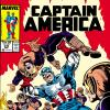 Captain America (1968) #335 Cover