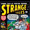 Strange Tales (1951) #12 Cover