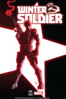Winter Soldier (2012) #16 (Deodato Variant)