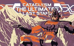 CATACLYSM: THE ULTIMATES' LAST STAND 5 COEHLO VARIANT (WITH DIGITAL CODE)
