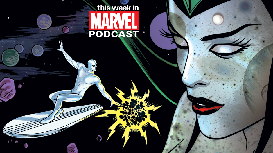 This Week in Marvel NOW! - Silver Surfer