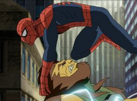 Two New Marvel's Ultimate Spider-Man Clips master
