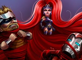 The Search for Answers in Marvel Mighty Heroes