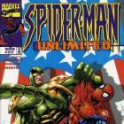 Archrivals: Spider-Man vs The Scorpion