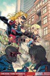Dark Reign: Young Avengers #5 