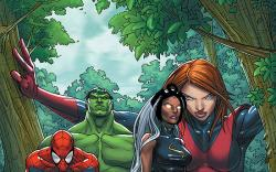 MARVEL ADVENTURES THE AVENGERS #33