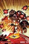 Marvel Apes (2008) #4 (ADAMS VARIANT)