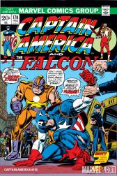 Captain America #170 