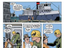 THE IMMORTAL IRON FIST: ORSON RANDALL AND THE GREEN MIST OF DEATH #1, page 7