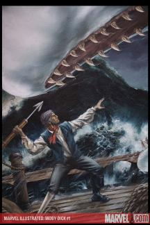 Marvel Illustrated: Moby Dick (2007) #1