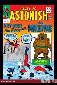 Tales to Astonish (1959) #48