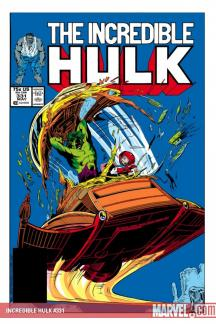 Incredible Hulk (1962) #331