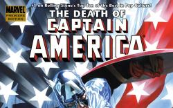 CAPTAIN AMERICA: THE DEATH OF CAPTAIN AMERICA VOL. 2 PREMIERE #0