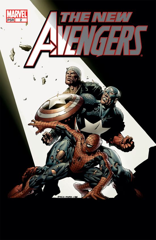 Image Featuring David Finch, Mark Morales, Frank D'Armata