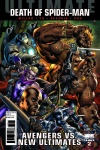Ultimate Comics Avengers Vs New Ultimates (2010) #2 (HITCH VARIANT)