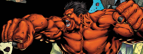Hulk Smashes Fear Itself