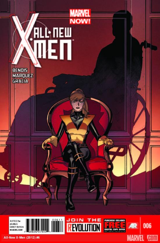 ALL-NEW X-MEN 6