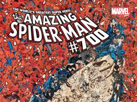Cover: Amazing Spider-Man Issue #7