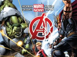 AVENGERS 9 (NOW, WITH DIGITAL CODE)