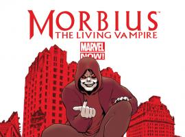 cover from Morbius: The Living Vampire (2013) #3