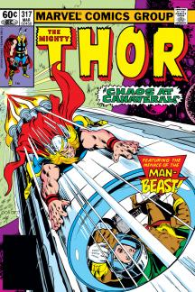 Thor (1966) #317