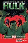 INDESTRUCTIBLE HULK 9 (NOW, WITH DIGITAL CODE)