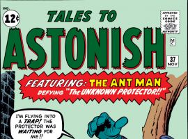 Tales to Astonish (1959) #37 Cover