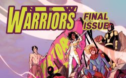 NEW WARRIORS 12 (WITH DIGITAL CODE)
