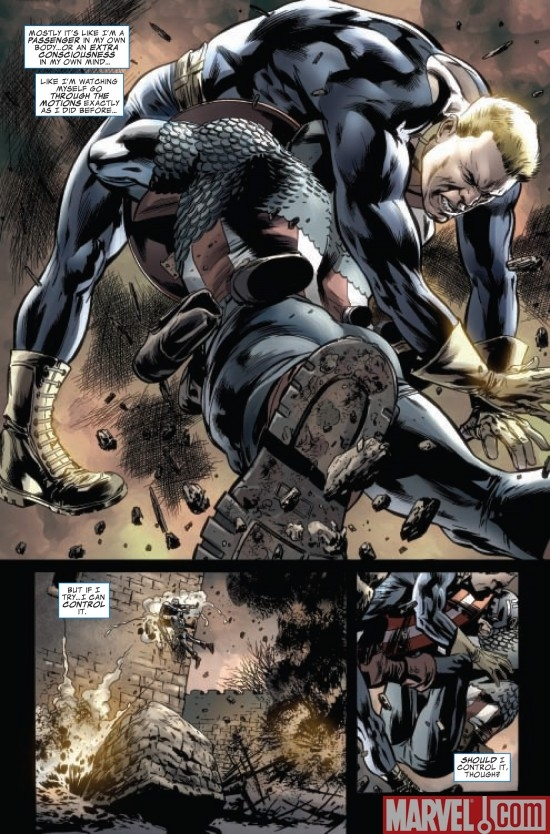 CAPTAIN AMERICA: REBORN #2, page 4