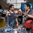 Iron Works: 2 New Iron Man Movie Photos