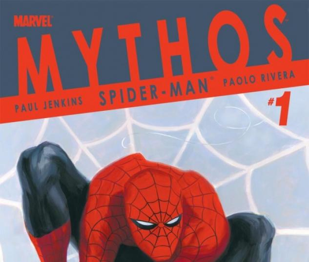 MYTHOS: SPIDER-MAN #1