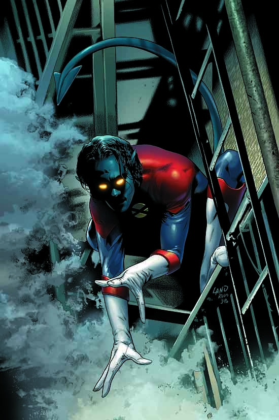 NIGHTCRAWLER (2005) #1 COVER