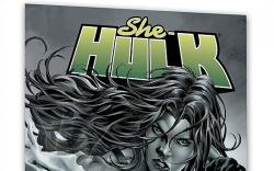 SHE-HULK VOL. 6: JADED #0