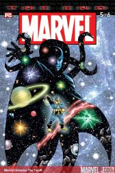 Marvel Universe: The End #5