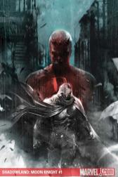 Shadowland: Moon Knight #1