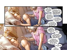 ULTIMATE COMICS SPIDER-MAN #15 preview page by Sara Pichelli