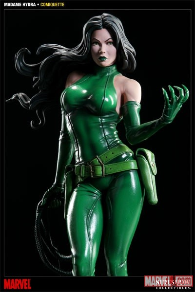 Wallpaper Captain America on New From Sideshow  Nick Fury And Madame Hydra   Apps   Marvel Com
