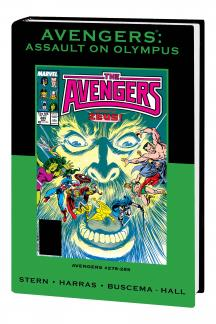 Avengers: Assault on Olympus (Hardcover)