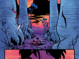 Sneak Peek: John Carter: The Gods of Mars #1