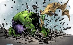 Hulk Smash Avengers: Joe Casey