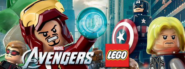 Marvel's The Avengers Movie Poster by LEGO