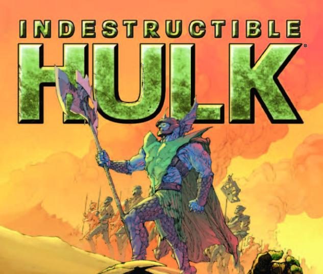INDESTRUCTIBLE HULK 5 (NOW, WITH DIGITAL CODE)