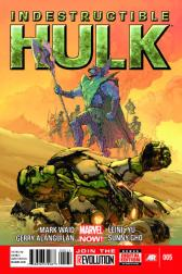Indestructible Hulk #5 