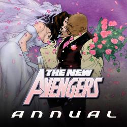 New Avengers Annual (2006)