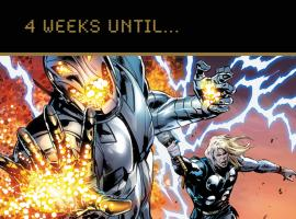 Age of Ultron #10 teaser by Butch Guice
