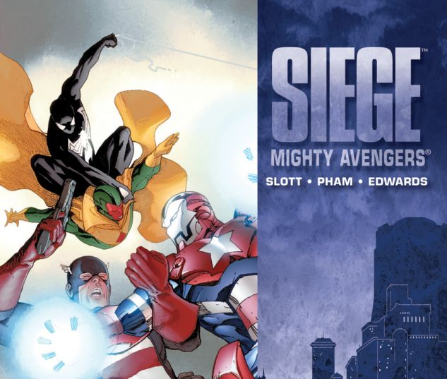 Siege: Mighty Avenger HC