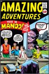 Amazing Adventures (1961) #2 Cover